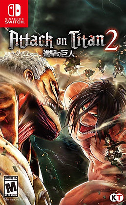 Attack on Titan 2 - Switch