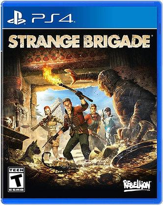 Strange Brigade - PlayStation 4