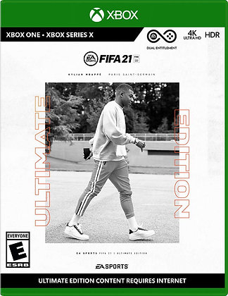 FIFA 21 Ultimate Edition (XB1) - Xbox One