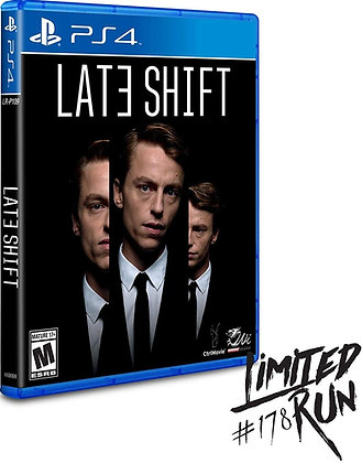 Late Shift - PlayStation 4