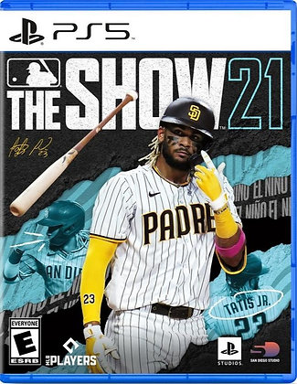 MLB The Show 21 (PS5) - PlayStation 5