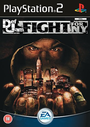 Def Jam Fight for NY (PS2) - Playstation 2