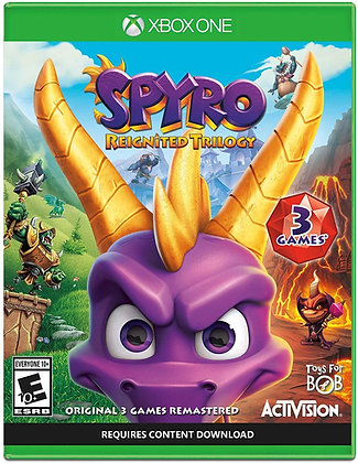 Spyro Reignited Trilogy (XB1) - Xbox One
