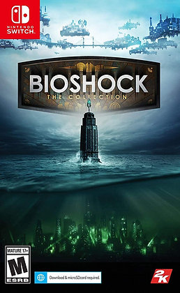 BioShock: The Collection (NSW) - Nintendo Switch