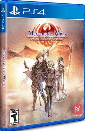 Mercenaries Wings - PlayStation 4