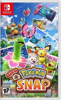 New Pokémon Snap (NSW) - Nintendo Switch