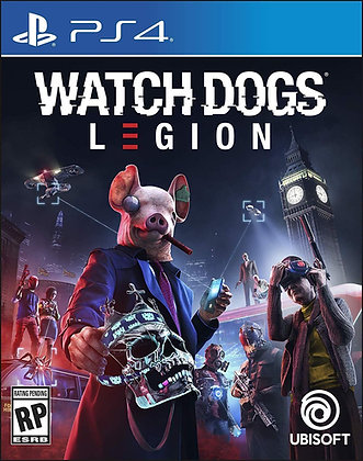 Watch Dogs Legion (PS4) - PlayStation 4