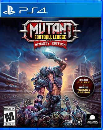 Mutant Football League: Dynasty Edition - PlayStation 4