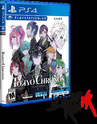 Tokyo Chronos - PlayStation 4