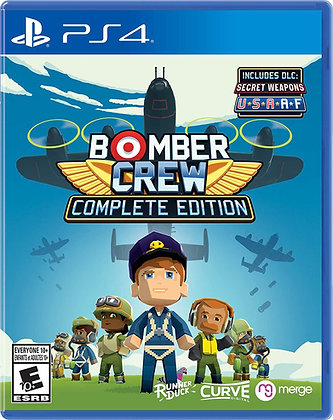 BOMBER Crew Complete Edition - PlayStation 4