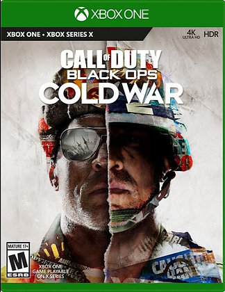 Call of Duty: Black Ops Cold War (XB1) -Xbox One