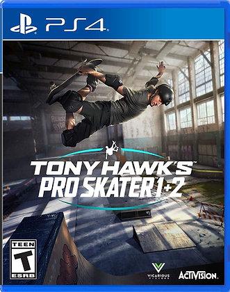 Tony Hawk's Pro Skater 1 + 2 (PS4) - PlayStation 4