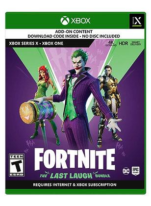 Fortnite: The Last Laugh Bundle (PS4) - PlayStation 4