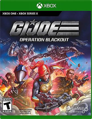 G.I. Joe Operation Blackout  (XB1) - Xbox One