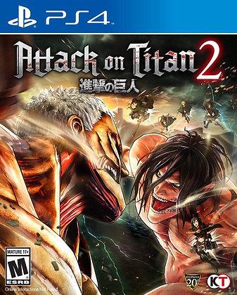 Attack on Titan 2 - PlayStation 4