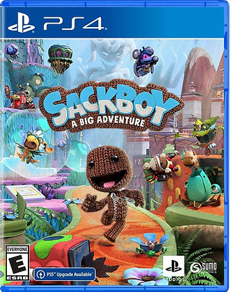 Sackboy: A Big Adventure (PS4) - PlayStation 4