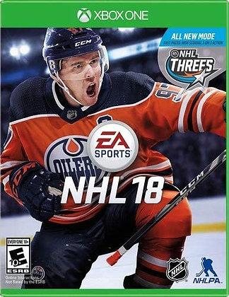 NHL 18 - XB1