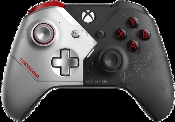 Xbox One Wireless Controller (XB1) – Cyberpunk 2077 Limited Edition