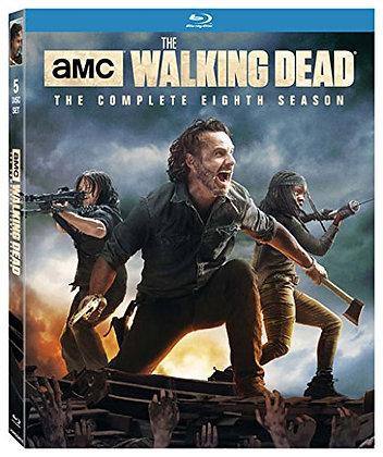 AMC The Walking Dead Season 8 - Bluray