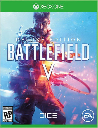 Battlefield V  Deluxe Edition - Xbox One