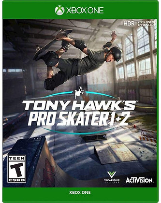 Tony Hawk's Pro Skater 1 + 2 (XB1) - Xbox One