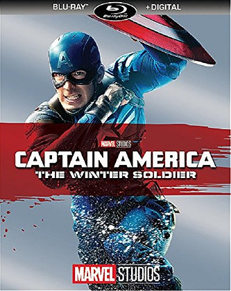 Marvel Captain America The Winter Soldier Bluray+Digital