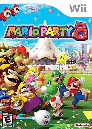 Mario Party 8 (WII) - Nintendo Wii