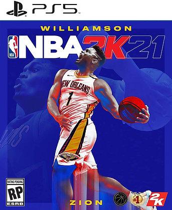 NBA 2K21 (PS5) - PlayStation 5