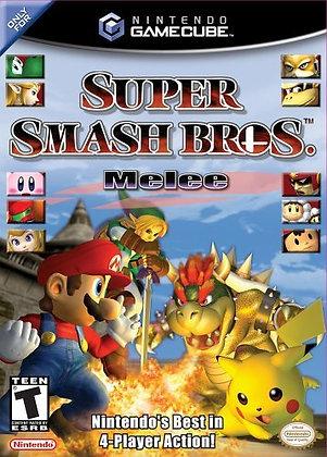 Super Smash Bros Melee (GC) - Nintendo GameCube