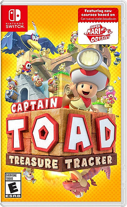 Captain Toad: Treasure Tracker (NSW) - Nintendo Switch