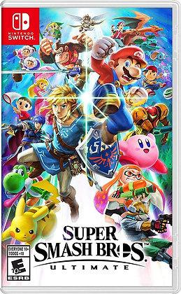 Super Smash Bros Ultimate (NSW) - Nintendo Switch