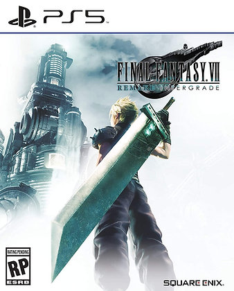 Final Fantasy VII Remake Intergrade (PS5) - PlayStation 5