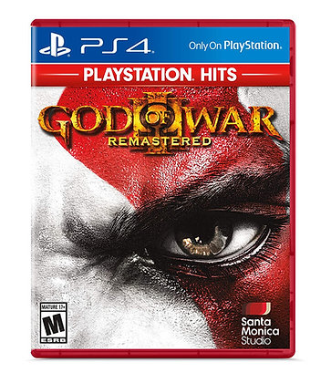 God of War 3 Remastered (PS4) - PlayStation 4