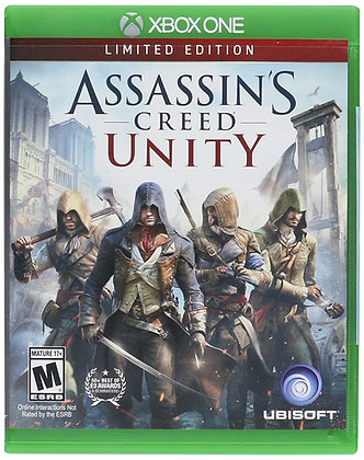 Assassin's Creed Unity Limited Edition -Xbox One