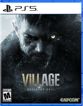 Resident Evil Village (PS5) - PlayStation 5