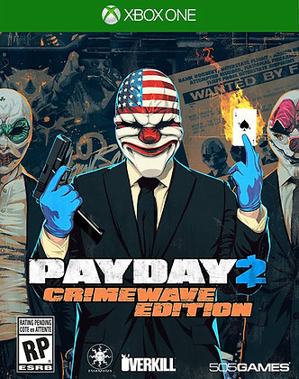 Payday 2 Crimewave