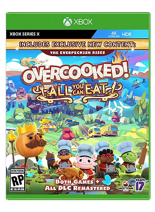 Overcooked! All You Can Eat (XBX) - Xbox Series X