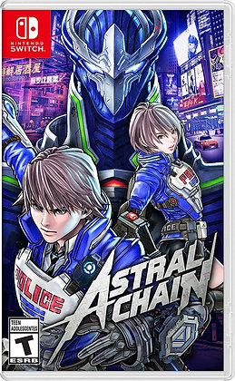 Astral Chain (NSW) - Nintendo Switch