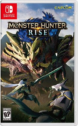 Monster Hunter Rise (NSW) - Nintendo Switch