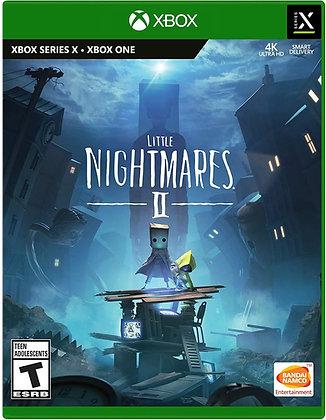 Little Nightmares II (XBX) (XB1) - Xbox Series X Xbox One