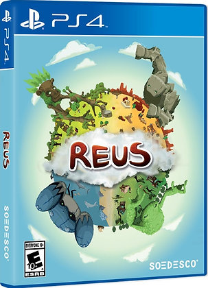 Reus - PlayStation 4