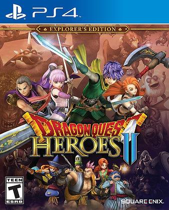 Dragon Quest Heroes II Explorer's Edition - PlayStation 4