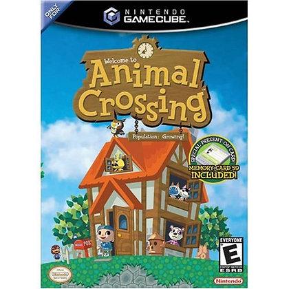 Animal Crossing (GC) - Nintendo GameCube