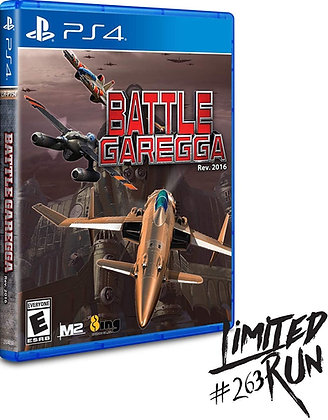 Battle Garegga - PlayStation 4