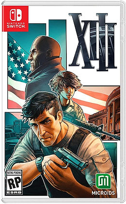 XIII - Standard Edition (NSW) - Nintendo Switch