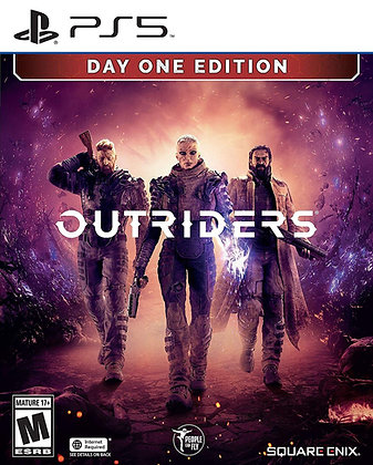 Outriders (PS5) - PlayStation 5