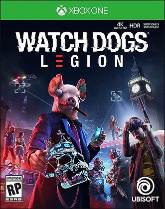 Watch Dogs Legion (XB1) - Xbox One