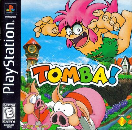 Tomba!  (PSX) - PlayStation