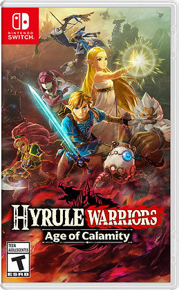 Hyrule Warriors: Age of Calamity (NSW) - Nintendo Switch