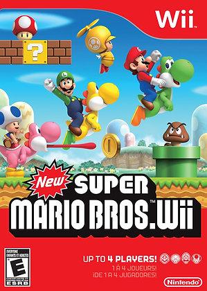 New Super Mario Bros. (WII) - Nintendo Wii